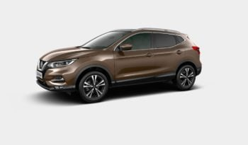 NISSAN QASHQAI N-CONNECTA DCI 115 2018 full