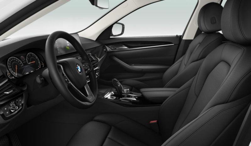 BMW 518d Sedan full