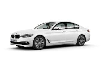 BMW 518d Sedan