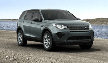 LAND ROVER DISCOVERY SPORT SE 2.0 TD4 180KM – szary