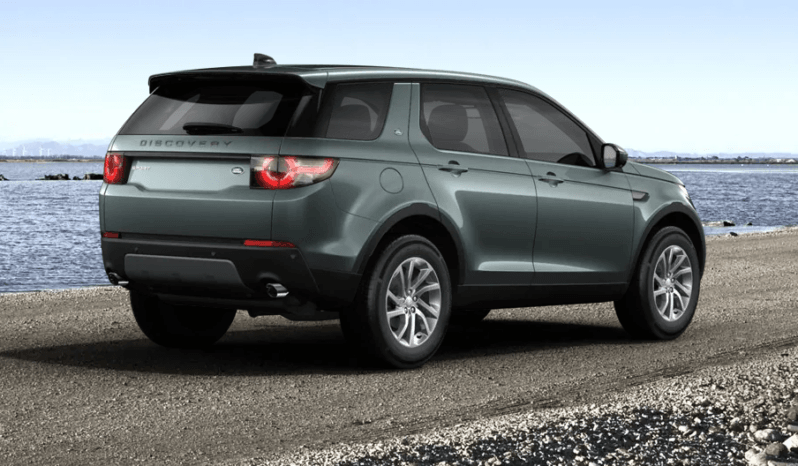 LAND ROVER DISCOVERY SPORT SE 2.0 TD4 180KM – szary full