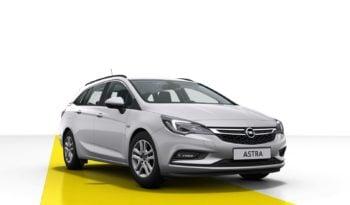 Opel Astra V ST Enjoy 1.6 CDTI 110KM MT6 S&S + pakiety