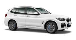 BMW X3 XDRIVE 20D Model M Sport – biały