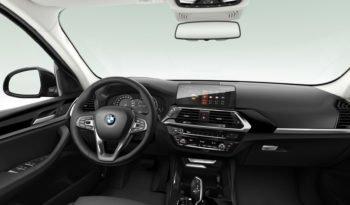 BMW X3 XDRIVE 20D Model xLine – czarny full