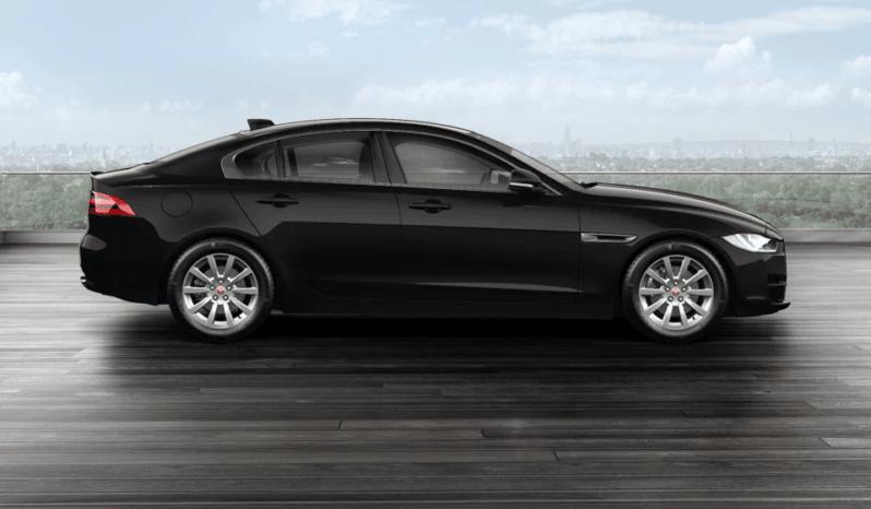 JAGUAR XE 2.0 – Prestige – czarny full