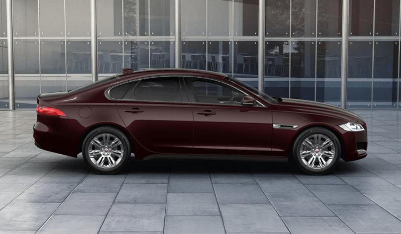 JAGUAR XF 2.0 i4P 250KM RWD AUTO – Prestige – wiśniowy full