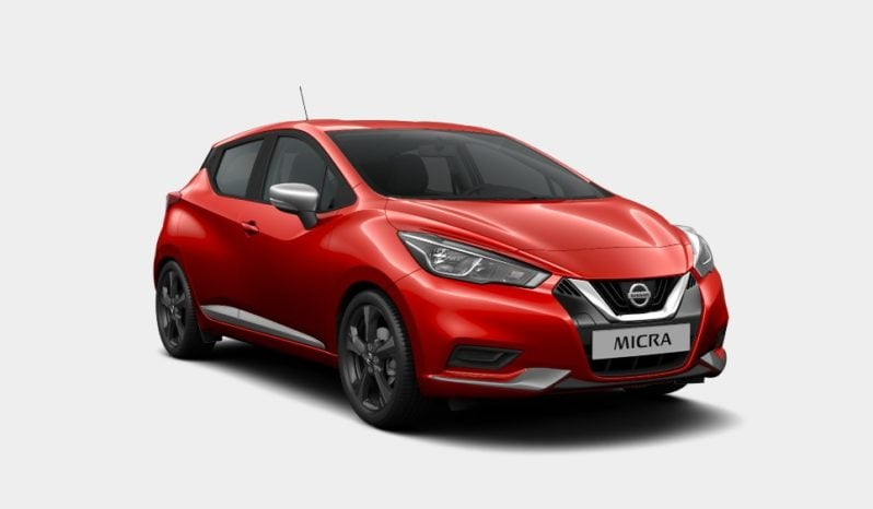 NISSAN MICRA 0,9 IG-T N-CONNECTA full