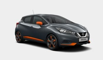 NISSAN MICRA 0,9 IG-T N-CONNECTA