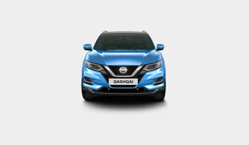 NISSAN QASHQAI 1.3 DIG-T N-CONNECTA full